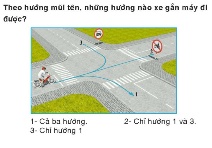 Các mẹo làm bài thi lý thuyết bằng lái xe B2 không trượt