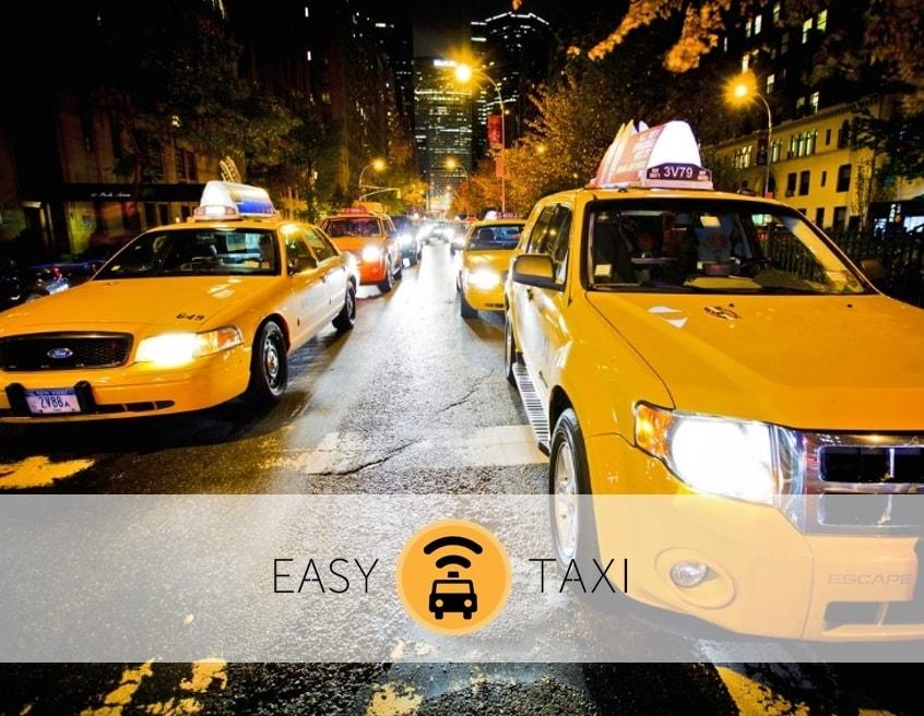 Easy Taxi – sử dụng rộng rãi trên toàn thế giới