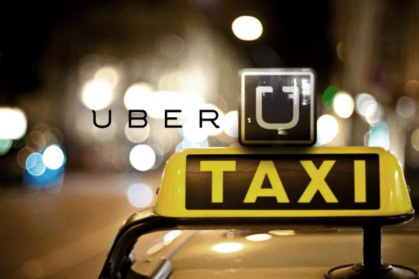 """Uber – hoạt động âm thầm nhưng """"chất"""""""