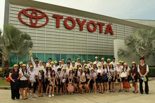 Những bí mật của Toyota trong 20 năm ở Việt Nam