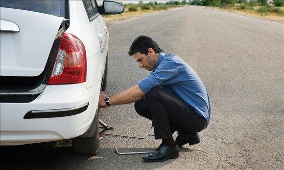 Kinh nghiệm xử lý khi xe bị hỏng dọc đường