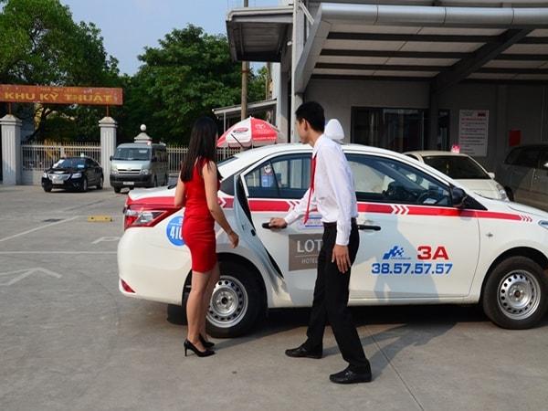 Mới lái xe taxi cần lưu ý điều gì?