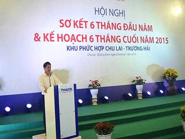 Triễn khai hội nghị sơ kết Khu Phức Hợp Chu Lai – Trường Hải
