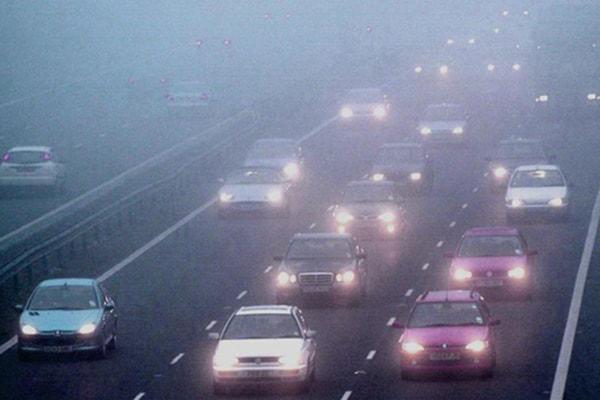 Kỹ năng lái xe an toàn trong sương mù