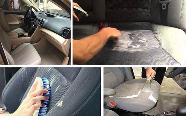 Vệ sinh, bảo dưỡng xe ô tô sau khi di chuyển trong vùng ngập nước