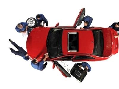 Xe luôn hoạt động tốt nhờ quy trình bảo dưỡng ô tô trong 8 bước