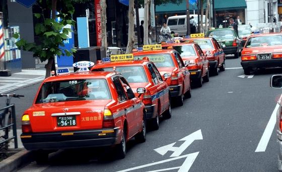 Nghề lái taxi ở Nhật Bản – Nghề đáng ngưỡng mộ