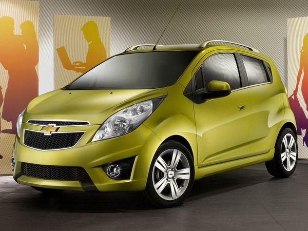 Chevrolet Spark được coi là mẫu xe ô tô tiết kiệm xăng hiệu quả
