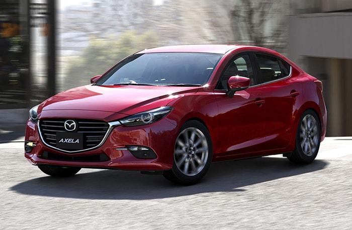 Mẫu xe ô tô Mazda3 2017