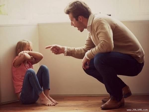 Những sai lầm của bố mẹ khiến trẻ ngày càng ngỗ ngược 3