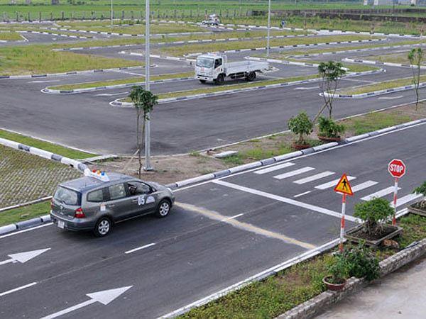 Những quy định quan trọng về thi bằng lái xe B1 1