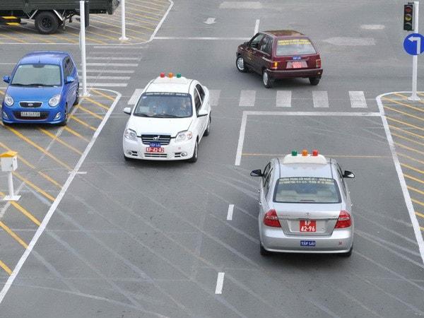Những quy định quan trọng về thi bằng lái xe B1 2
