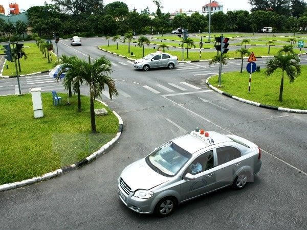 Những quy định quan trọng về thi bằng lái xe B2 3