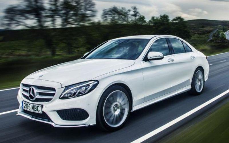 Mercedes C200  được nữ giới yêu thích bởi sự trang nhã