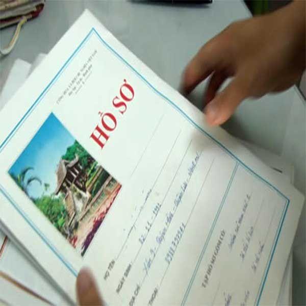 Cần chuẩn bị kĩ hồ sơ trước khi thi