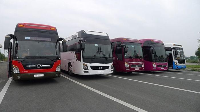 Du Lịch Xanh – dịch vụ cho thuê xe 45 chỗ giá rẻ nhất Hà Nội