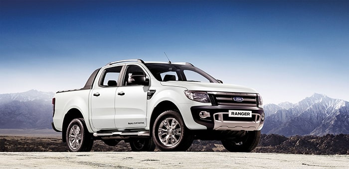 Dòng Ford Ranger Wildtrak 3.2L AT