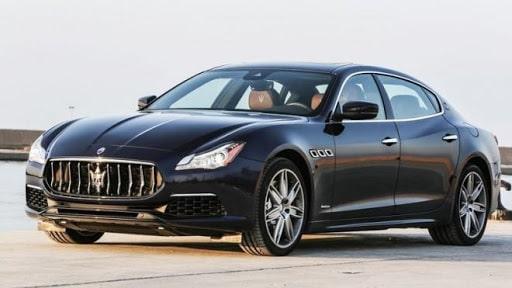 Maserati - thương hiệu được xế hộp được nhiều sao săn đón