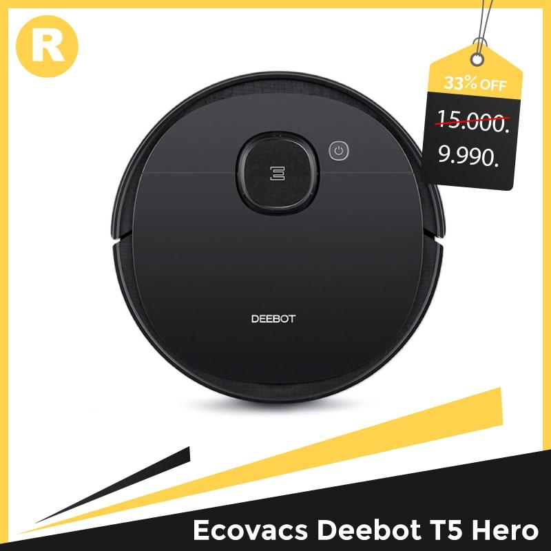 Robot hút bụi Ecovacs T5 Hero
