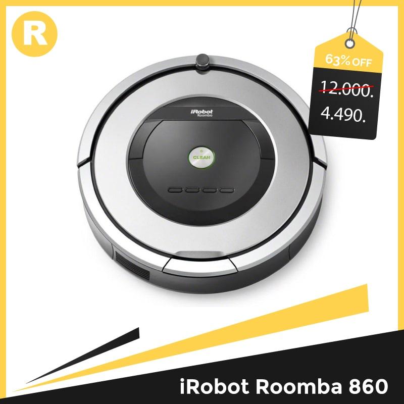 Robot hút bụi Roomba 860