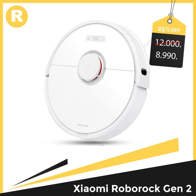 Robot hút bụi Xiaomi Roborock Gen 2