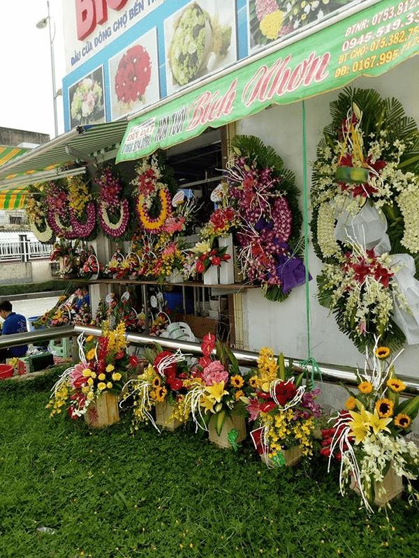 Shop hoa tươi Bích Nhơn Bến Tre