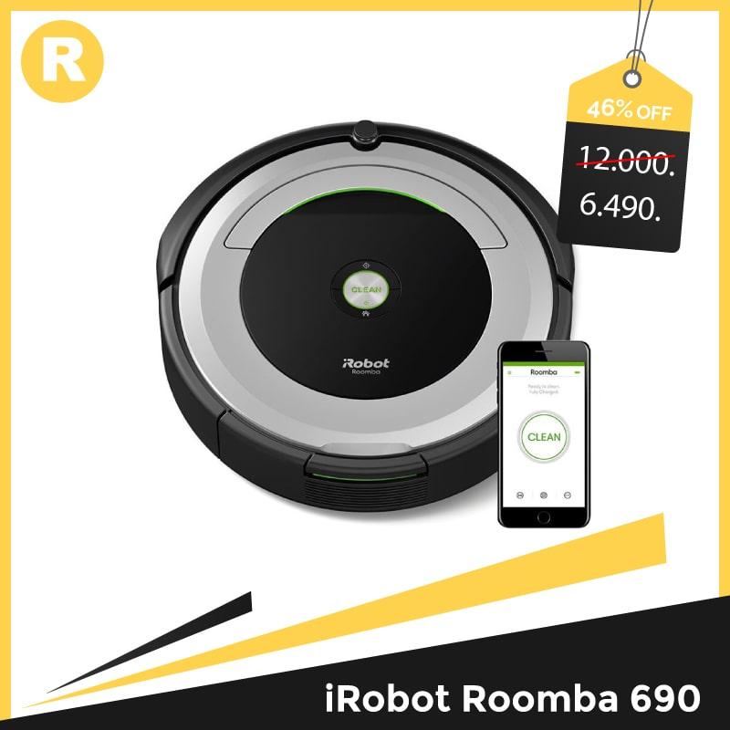 Robot hút bụi Roomba 690