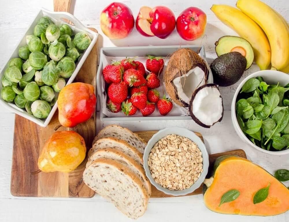 Chế độ dinh dưỡng cũng ảnh hưởng đến vấn đề to chân